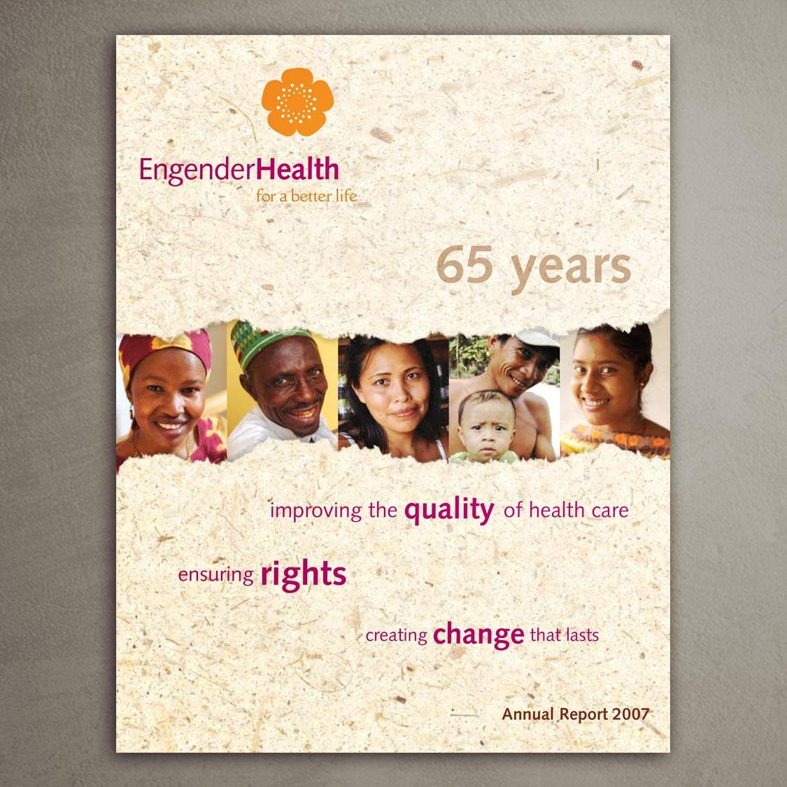 <b>2007</b> 65th Anniversary Annual Report