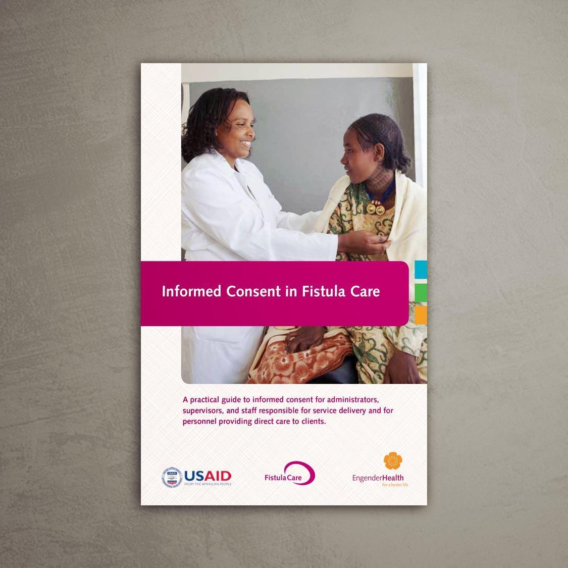 <b>Booklet</b> on understanding informed consent