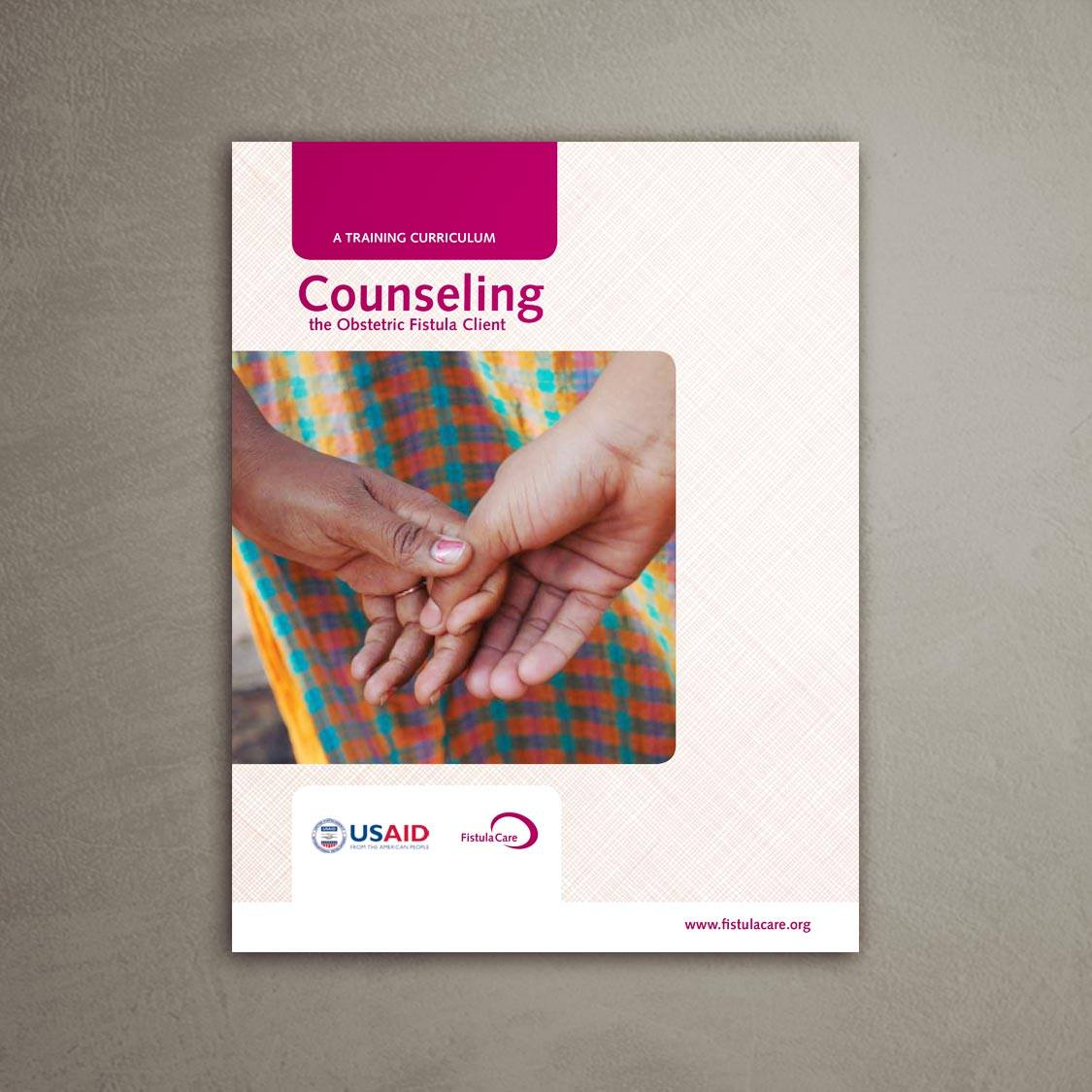<b>Training curriculum</b> on counseling fistula clients